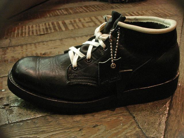 NEW : IrregulaR [Military Chukka] & [Short Military Boots] !!_a0132147_21211614.jpg