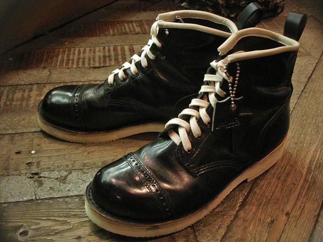 NEW : IrregulaR [Military Chukka] & [Short Military Boots] !!_a0132147_21221289.jpg