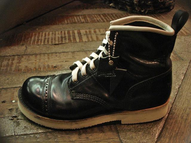 NEW : IrregulaR [Military Chukka] & [Short Military Boots] !!_a0132147_21221993.jpg