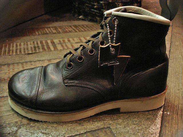 NEW : IrregulaR [Military Chukka] & [Short Military Boots] !!_a0132147_21225382.jpg