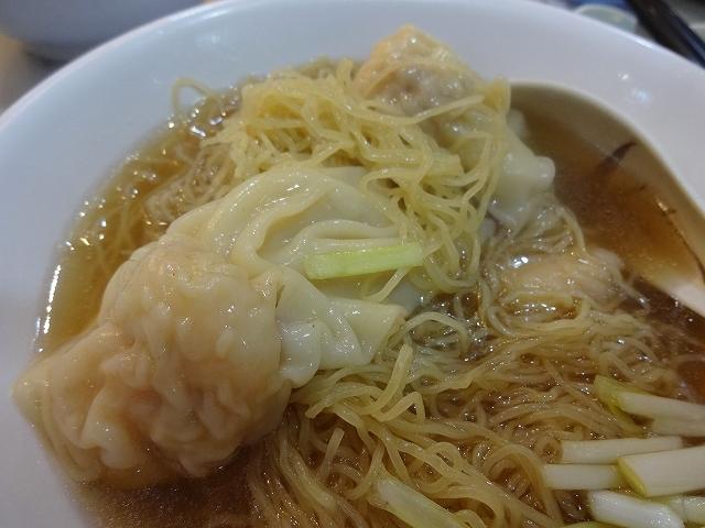 劉森記麵家で夕食 _b0248150_10103612.jpg