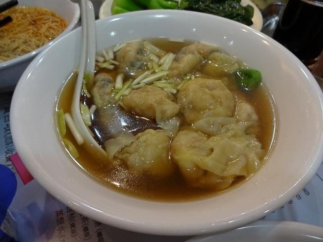 劉森記麵家で夕食 _b0248150_10154212.jpg