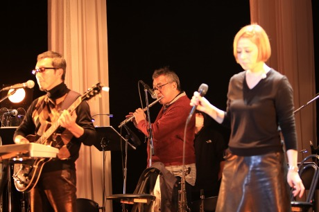 15th Anniversary Special X'mas Concert、リハ_e0123401_13501077.jpg
