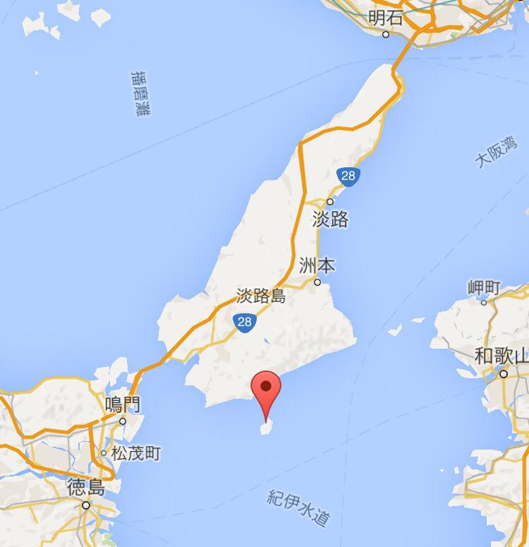 海界の村を歩く 紀伊水道 沼島(兵庫県)_d0147406_23473743.jpg