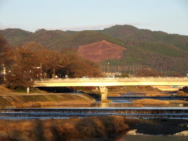 賀茂川 冬の朝_e0048413_1965728.jpg