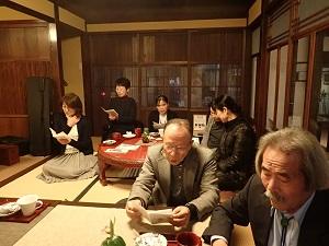 金沢町家で笛三昧_f0233340_11542944.jpg