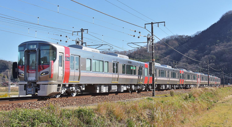 最新227系試運転から_a0251146_4491095.jpg