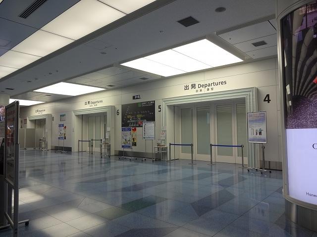 羽田空港国際線ターミナル _b0248150_16195722.jpg