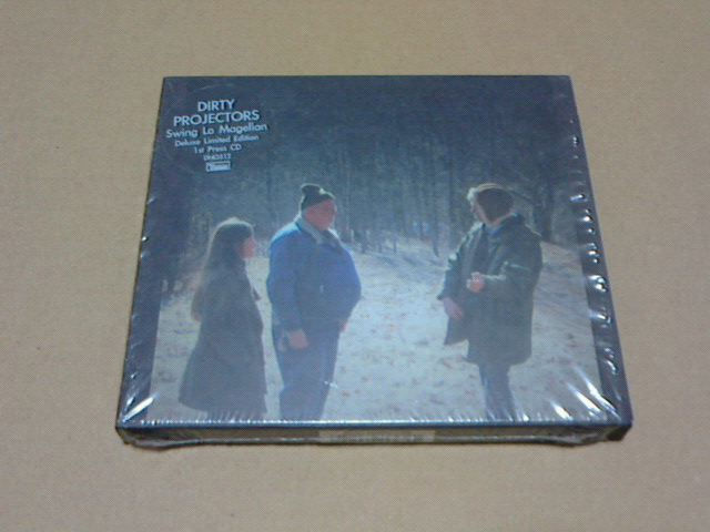 Swing Lo Magellan / Dirty Projectors_c0104445_16395171.jpg
