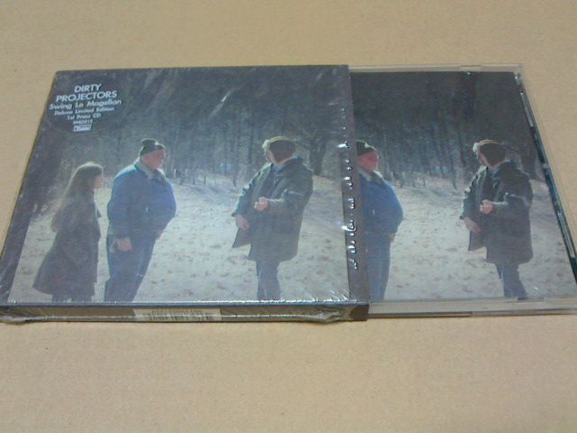 Swing Lo Magellan / Dirty Projectors_c0104445_16402766.jpg