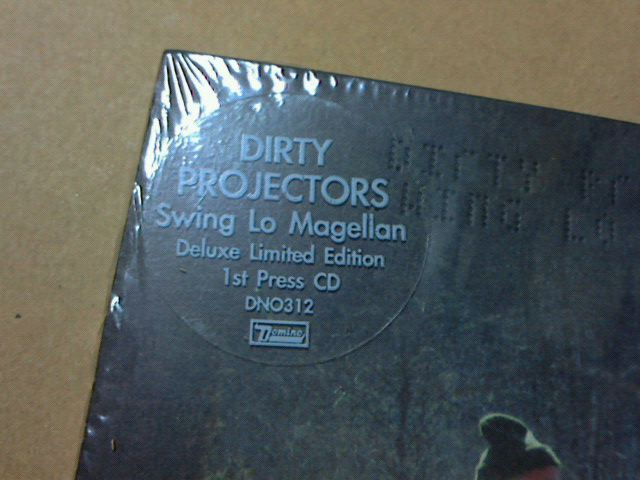 Swing Lo Magellan / Dirty Projectors_c0104445_1640975.jpg
