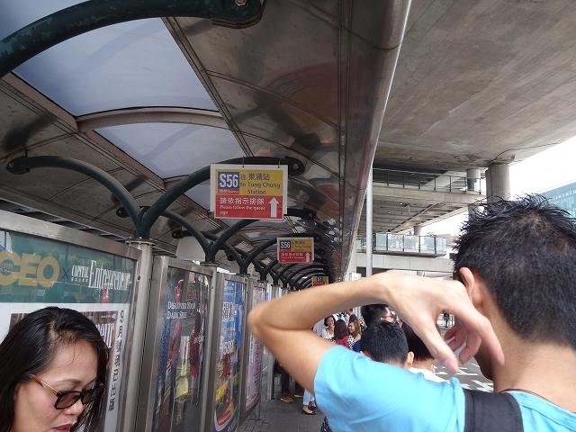 巴士移動と朝食 _b0248150_20314668.jpg