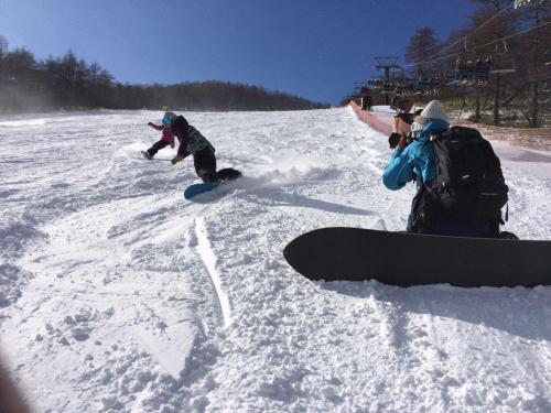あさま2000 スキー場撮影⭐️2日目_c0151965_17344643.jpg