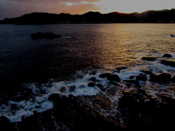 丹後の海 日の出_e0048413_17122142.jpg