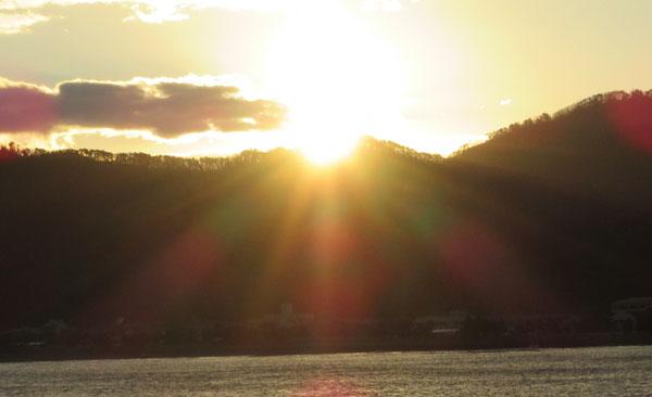 丹後の海 日の出_e0048413_17125442.jpg
