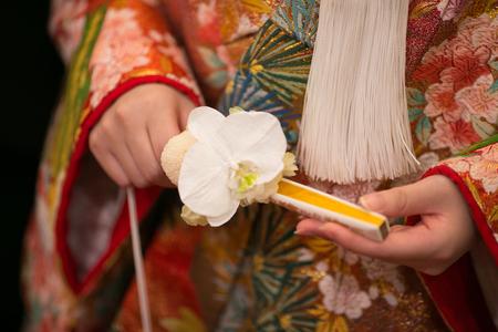 新郎新婦様からのメール 代官山 鳳鳴館の花嫁様から 夏の装花 お金を出しても得難いもの_a0042928_23124583.jpg