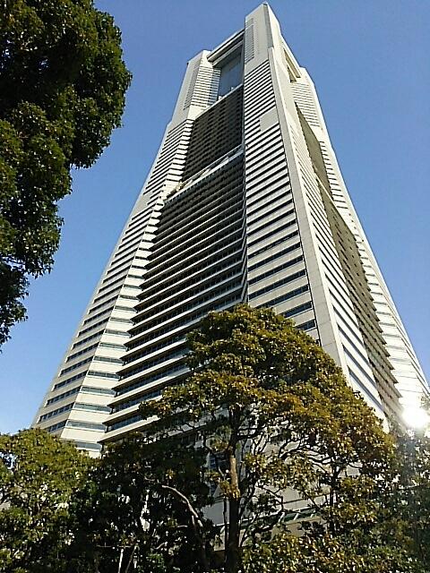 横浜 ランドマークタワーから_c0124528_13032882.jpg