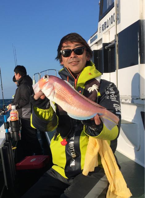 2016年 初釣り_f0009238_11225664.jpg