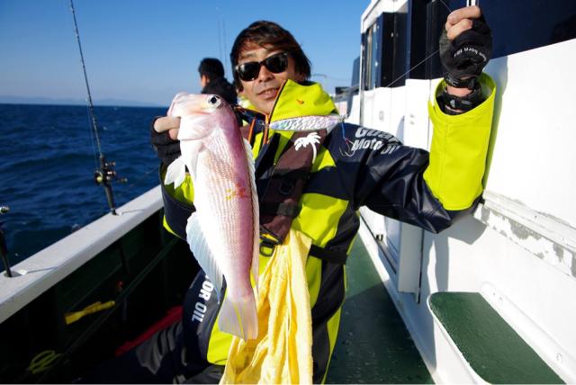 2016年 初釣り_f0009238_11225691.jpg