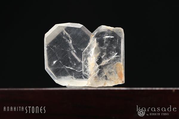 水晶日本式双晶(長崎県産)_d0303974_949234.jpg