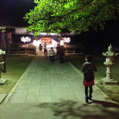 観音寺で大吉〜!!_d0351087_23560894.jpg