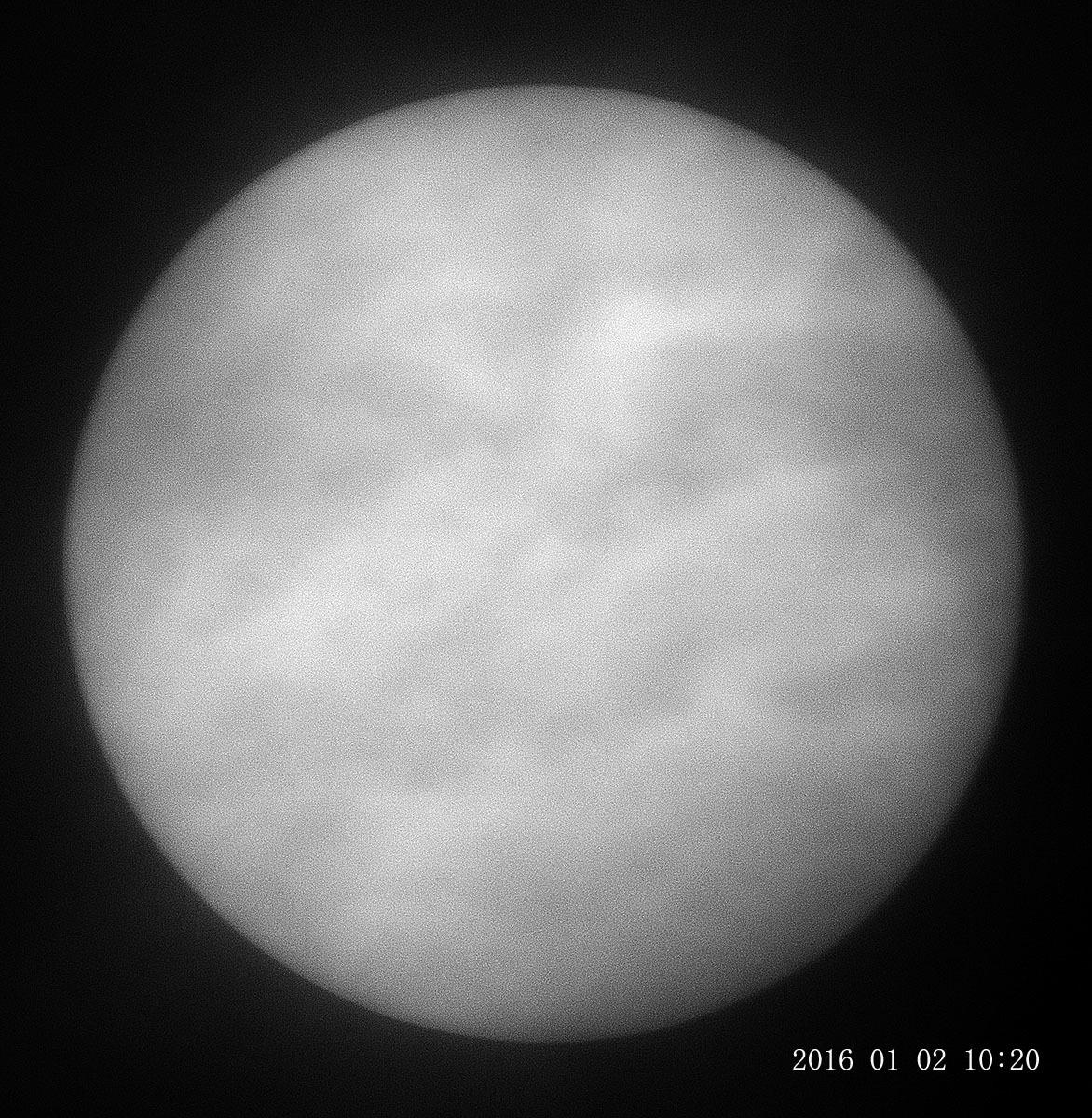 1月2日の太陽_e0174091_11421618.jpg