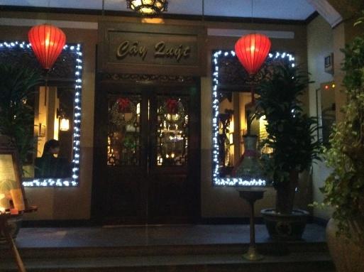 器だけは素敵なレストラン…ホーチミン_b0210699_01220140.jpg