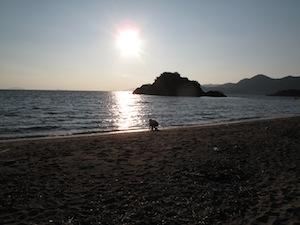 仙酔島〜光の島2016.1.1_e0115301_222364.jpg