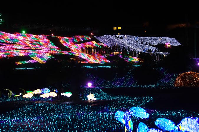 伊豆グランパル公園のイルミネーション2_a0263109_20201325.jpg