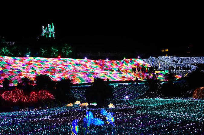 伊豆グランパル公園のイルミネーション2_a0263109_20201621.jpg