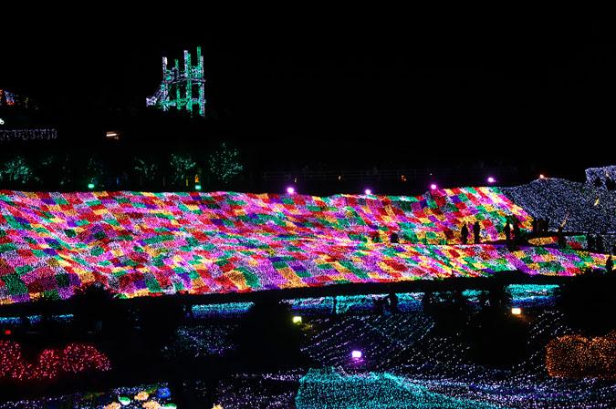 伊豆グランパル公園のイルミネーション2_a0263109_20202135.jpg