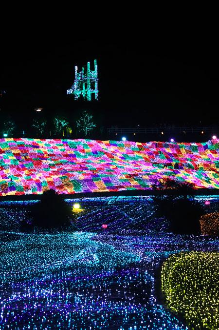 伊豆グランパル公園のイルミネーション2_a0263109_20213223.jpg