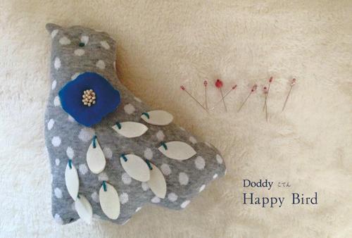 Doddy こてん Happy Bird 2016/1/2(土)-1/24(日)/ぎゃらりーマドベ_a0251920_1144224.jpg