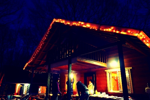 【キャンプレポート】JKキャンプ@サンタヒルズ  Part 2_b0008655_12140817.jpg