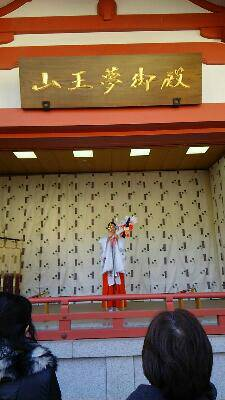 干支にちなんで「赤坂山王日枝神社」☆申年_f0008555_318782.jpg