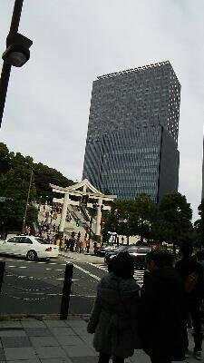 干支にちなんで「赤坂山王日枝神社」☆申年_f0008555_3354944.jpg