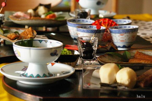 今日の夕食(煮穴子)_d0327373_17421277.jpg