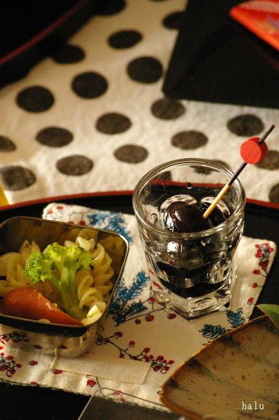 今日の夕食(煮穴子)_d0327373_17422315.jpg