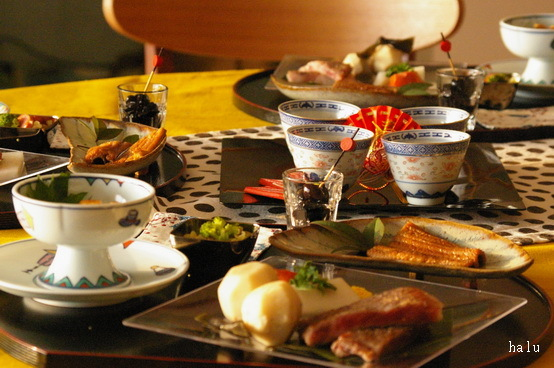 今日の夕食(煮穴子)_d0327373_17431068.jpg