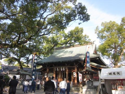 北岡神社の良縁参り 2016_b0228113_11162089.jpg