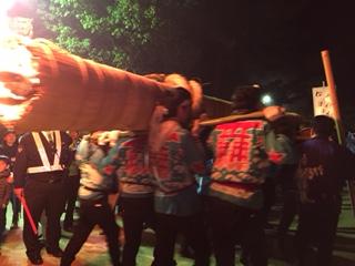宮島学園 鎮火祭(2015年12月31日) _f0229523_1332037.jpg