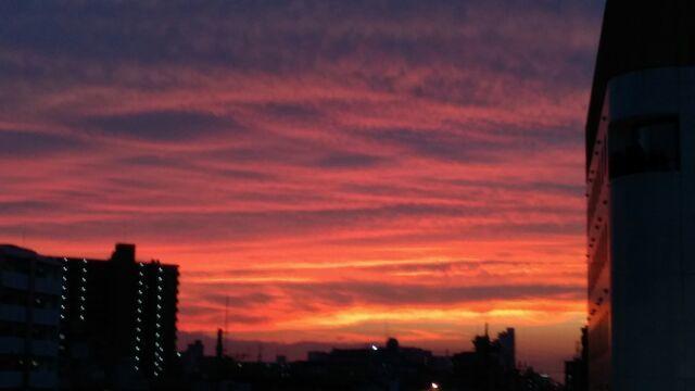 《空と雲》いろんな形に見える雲~何かを感じたら、それもメッセージです。(^^)~_b0298740_18132540.jpg