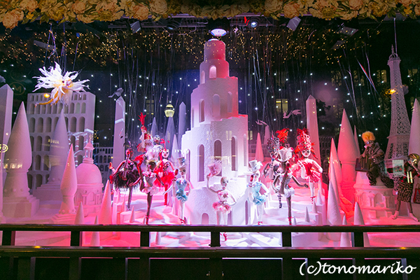 プランタンのクリスマスウィンドー_c0024345_15005257.jpg