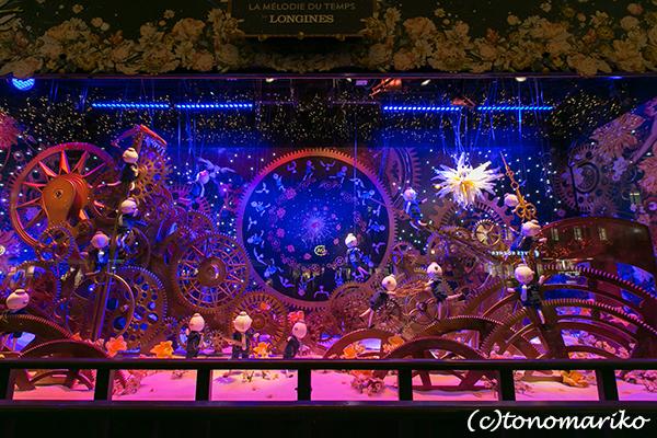 プランタンのクリスマスウィンドー_c0024345_15005288.jpg