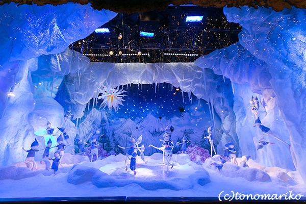 プランタンのクリスマスウィンドー_c0024345_15005392.jpg