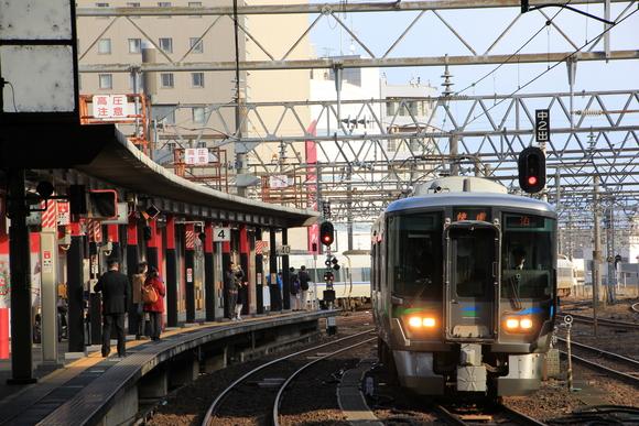 JR金沢駅 撮り鉄 花嫁のれん_d0202264_8172461.jpg