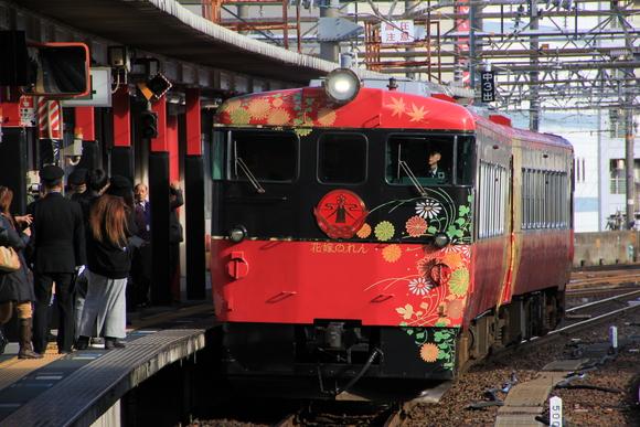 JR金沢駅 撮り鉄 花嫁のれん_d0202264_817581.jpg