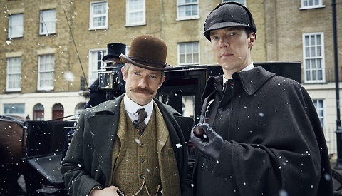Sherlock season4 episode0 The Abominable Bride (シャーロック シーズン4 番外編 忌まわしき花嫁)_e0059574_325111.jpg