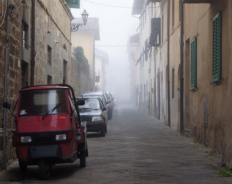 アレッツォ周辺のトスカーナの小さな村_f0106597_03360579.jpg