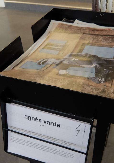 """新年早々、アートな刺激 """"agnès b."""" Galerie Boutique 50 Howard Street_b0007805_2343932.jpg"""